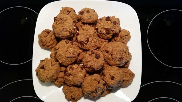 pumpkin-oat-chocolate-chip-cookies