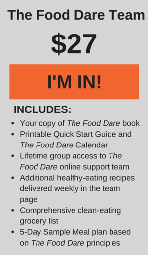The Food Dare Team