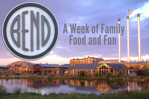 A week of family food and fun