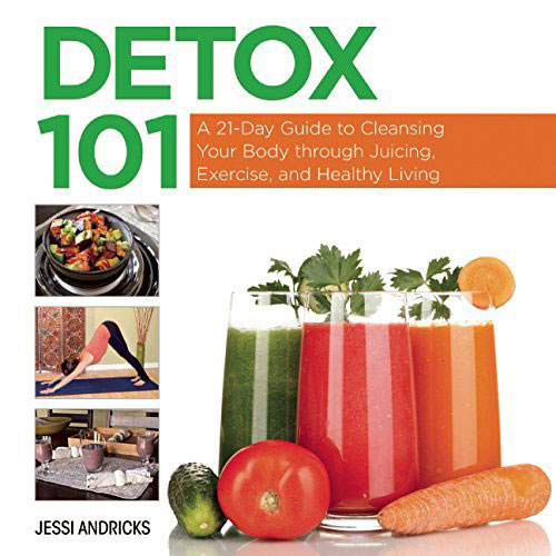 Detox 101 Book Cover