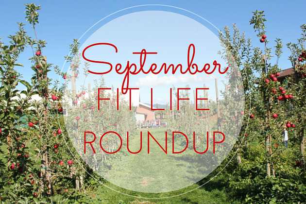 Fit Life Pursuits September Roundup