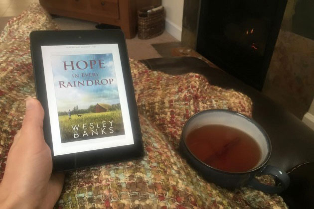 Hope In Every Raindrop on Kindle