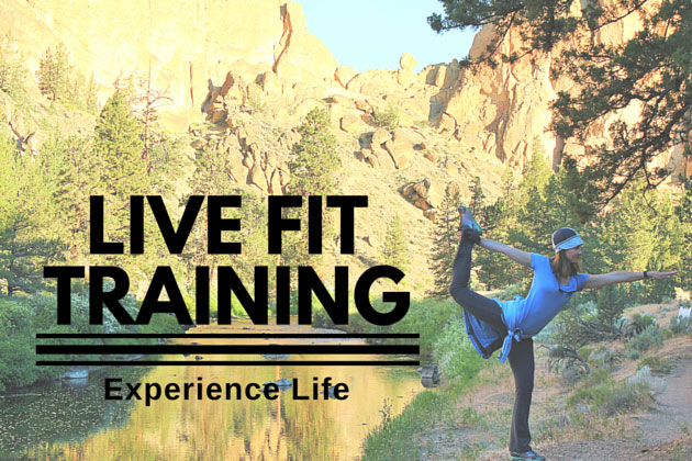 Live Fit Training Program