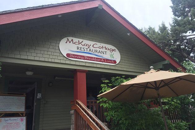 McKay Cottage Restaurant