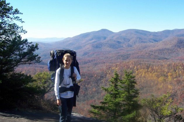 Mt. Pisgah Backpacking