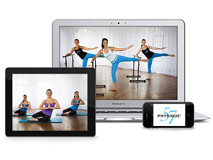 Physique 57 Online Workouts