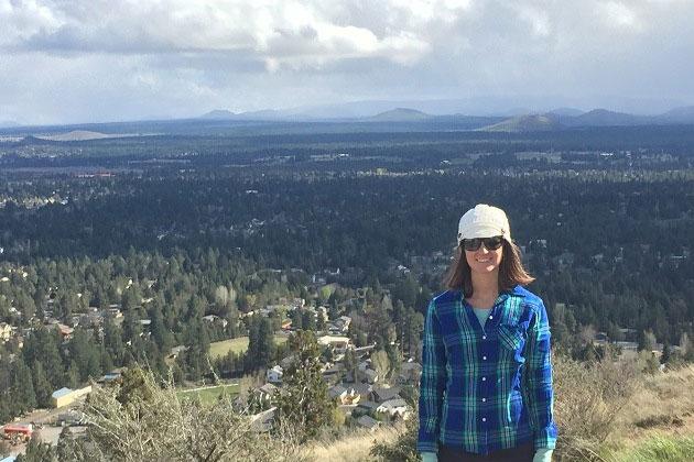 Pilot Butte Summit View