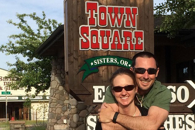 Town Square at Sisters Oregon