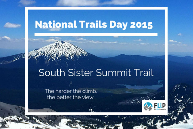 South Sister Summit Trail Guide