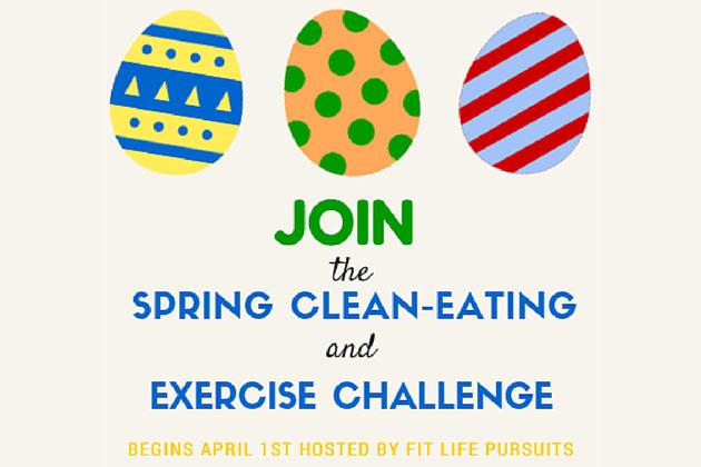 Spring Clean Eating Challenge