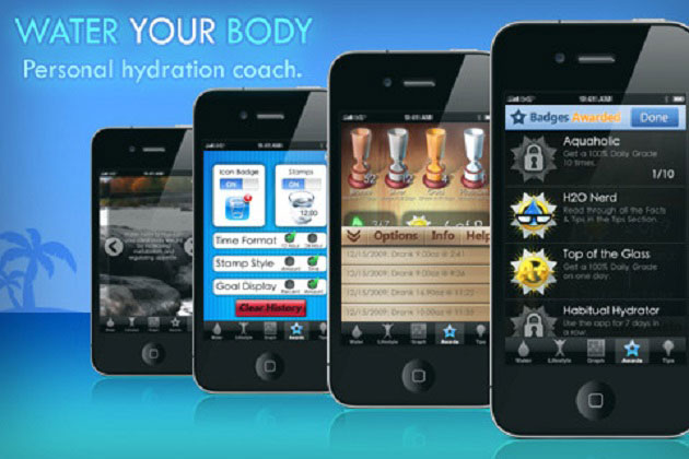 Water Your Body App