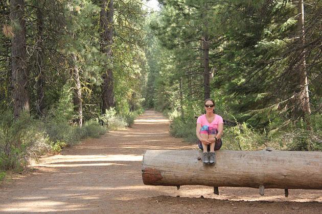 Mountain Biking Deschutes River Trail