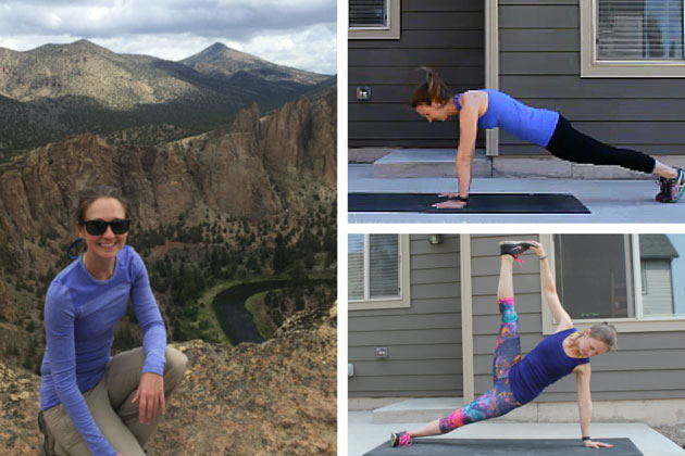 Fabletics workout and outdoor outfits