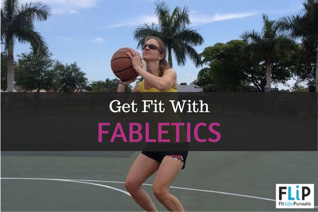 Fabletics outfit review