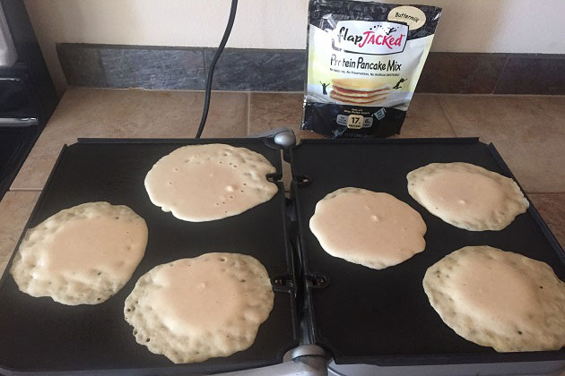 Flap Jacked Pancakes Cooking Failure
