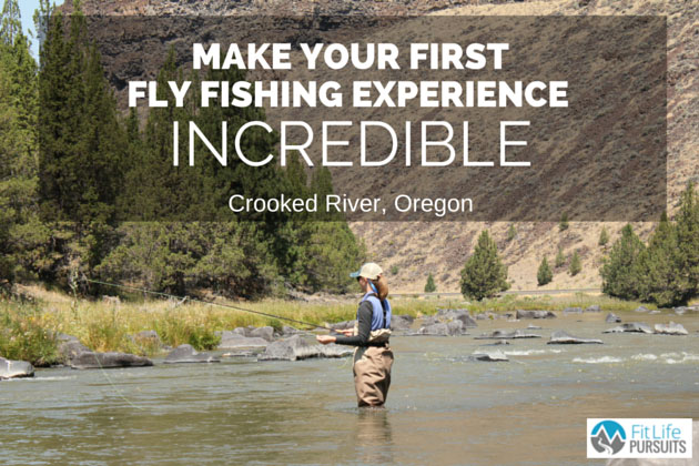 First Time Fly Fishing Guide