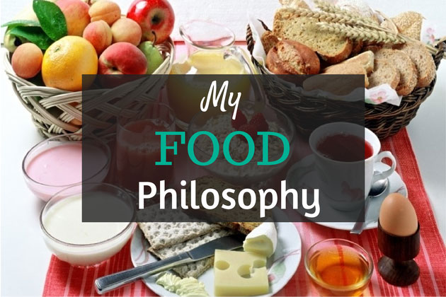 Fit Life Pursuits Food Philosophy