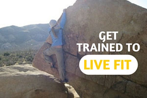 Get Trained to Live Fit