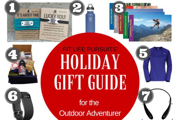 Gift guide for the outdoor enthusiast
