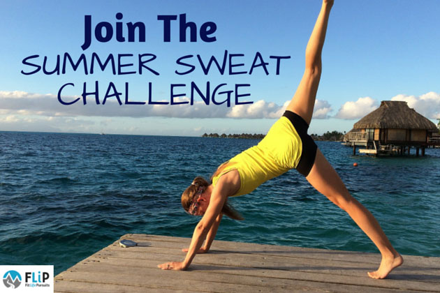 Join the Summer Sweat Challenge