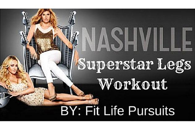 Nashville TV Show Legs Workout
