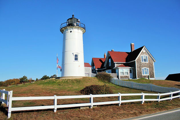 Nobska Lighthouse Cape Cod