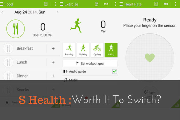 S Health: Worth The Switch?