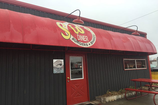 Sids Diner on Route 66
