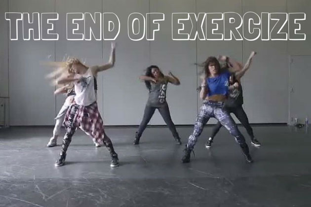 The End of ExerCIZE