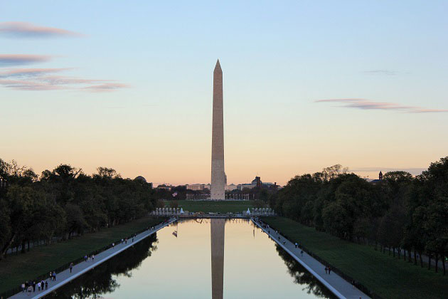Becoming a Washington D.C. Tourist for a Day