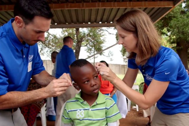 Starkey Hearing Mission Trip in South Africa
