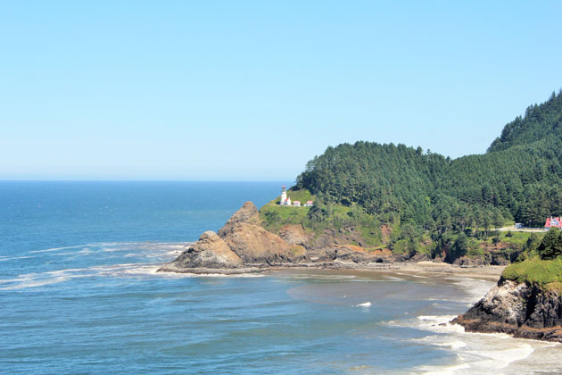 Heceta Lighthouse Viewpoint