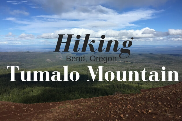 Hiking Tumalo Mountain