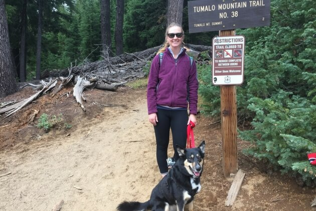 Tumalo Mountain Trail