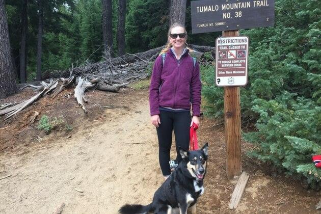 Tumalo Mountain Trail