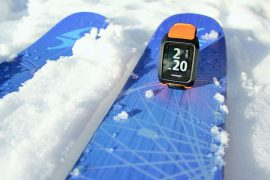 Skiing Adventures with the TomTom Adventurer Watch