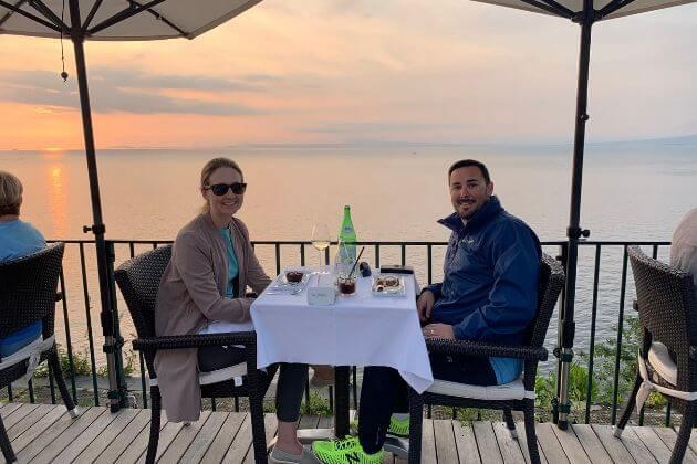 villa-garden-hotel-dinner