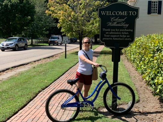 Biking-Colonial-Williamsburg
