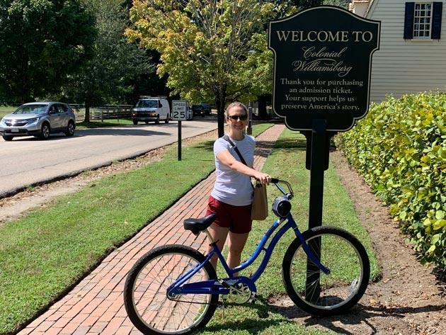 Biking-Colonial-Williamsburg