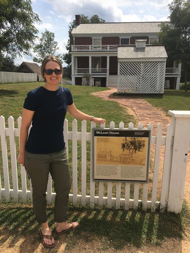 McLean-House-Appomattox